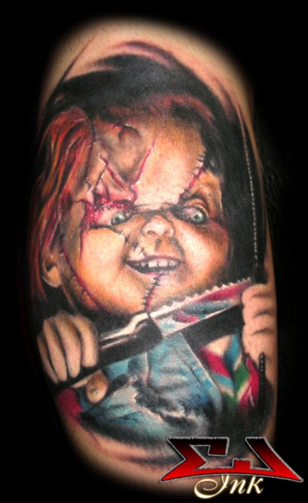Chucky's Tattoos (4)