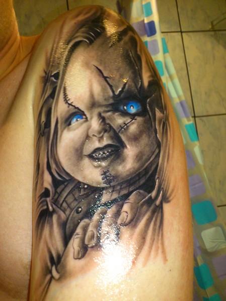 Chucky's Tattoos (3)