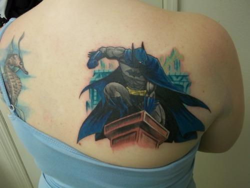 Batman Tattoos (59)
