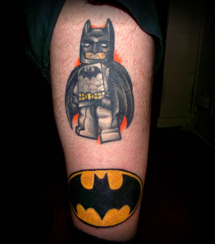 Batman Tattoos (56)