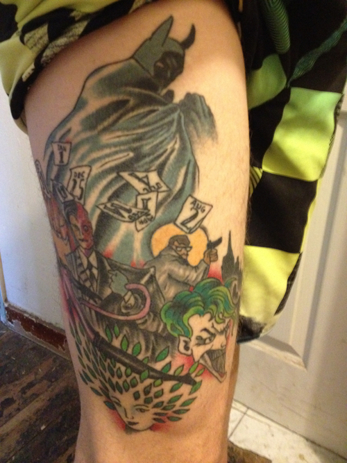 Batman Tattoos (55)