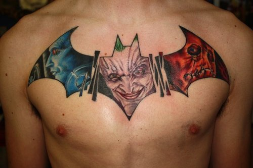 Batman Tattoos (54)