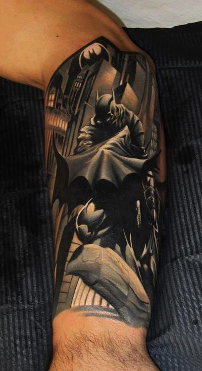 Batman Tattoos (52)