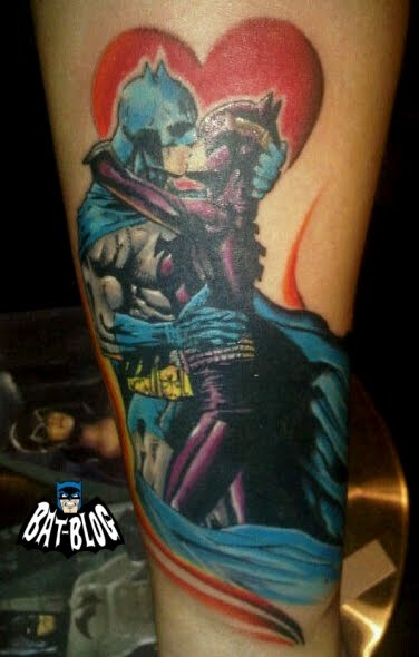 Batman Tattoos (50)