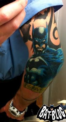 Batman Tattoos (49)