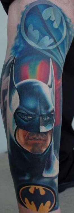 Batman Tattoos (45)