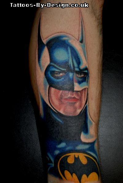 Batman Tattoos (44)