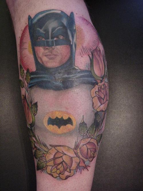 Batman Tattoos (43)