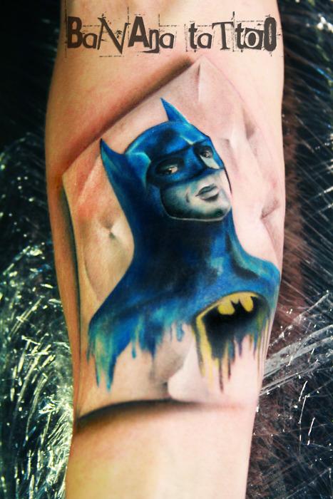 Batman Tattoos (42)