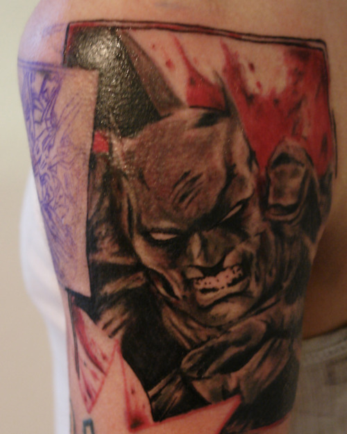 Batman Tattoos (41)