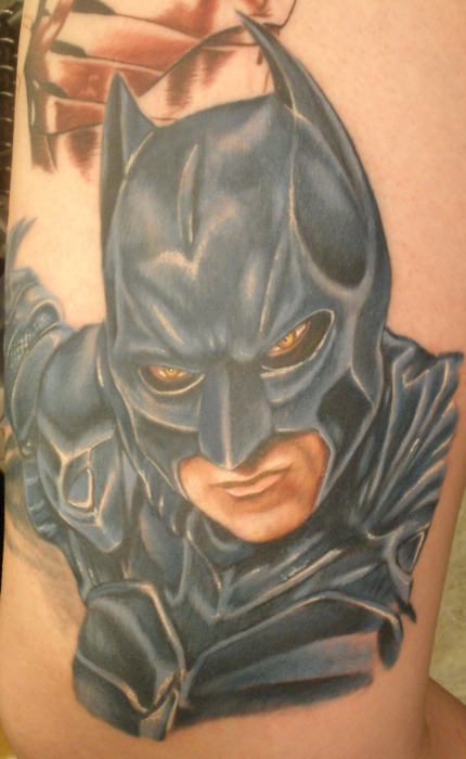 Batman Tattoos (38)