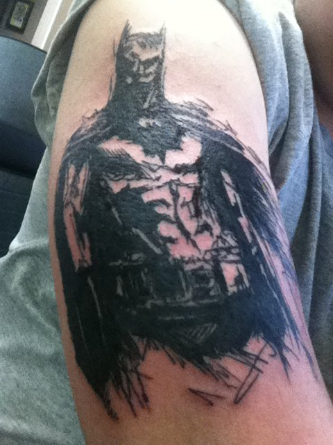 Batman Tattoos (37)