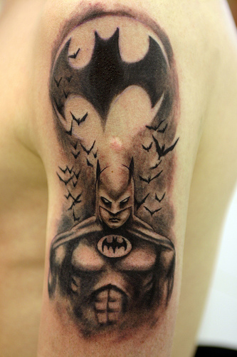 Batman Tattoos (36)