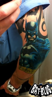 Batman Tattoos (32)