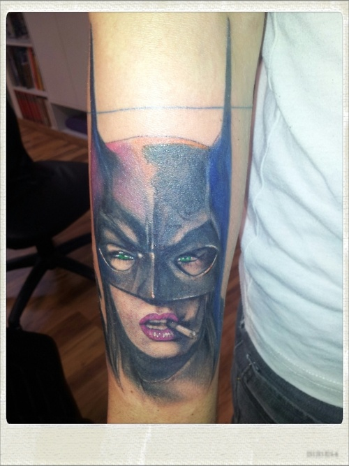 Batman Tattoos (29)