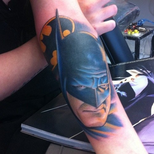Batman Tattoos (28)