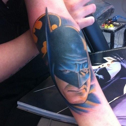 Batman Tattoos (28)
