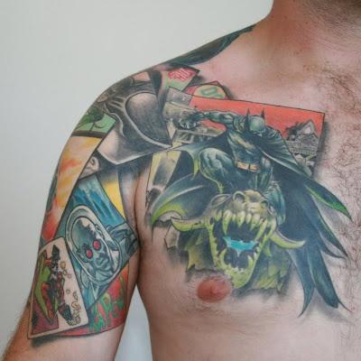 Batman Tattoos (27)
