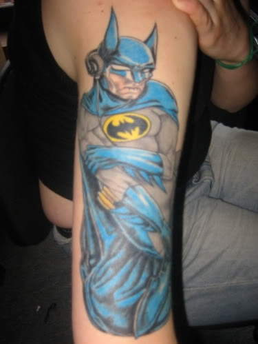 Batman Tattoos (25)