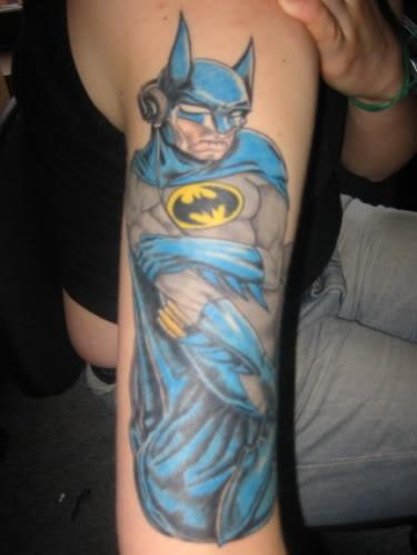 Batman Tattoos (25)