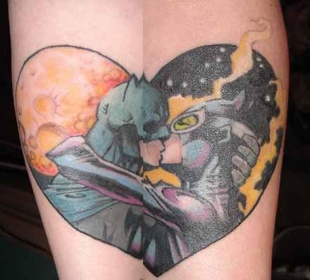 Batman Tattoos (24)