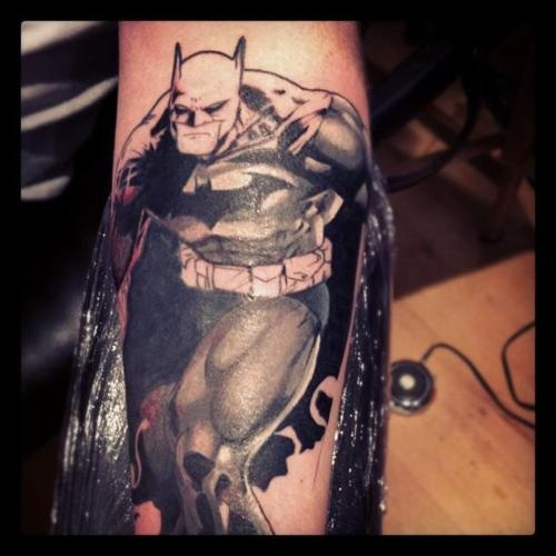 Batman Tattoos (18)