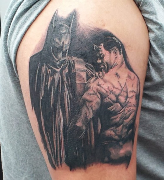 Batman Tattoos (16)