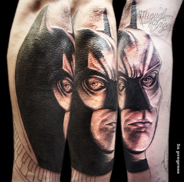 Batman Tattoos (14)
