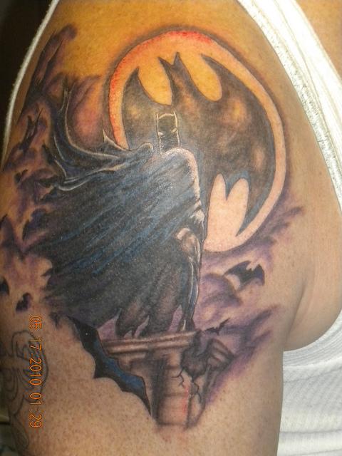 Batman Tattoos (13)
