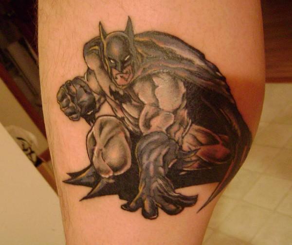 Batman Tattoos (12)