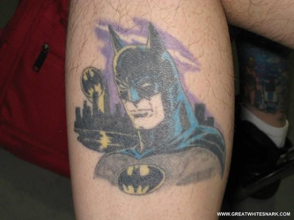 Batman Tattoos (11)