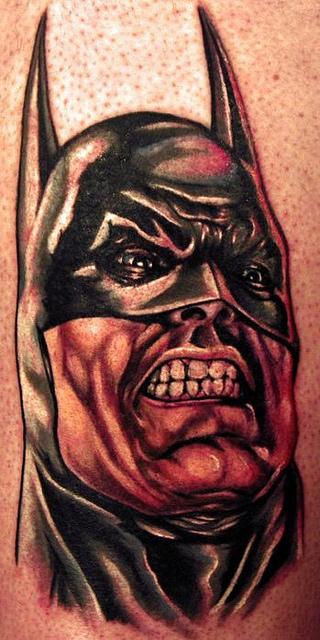 Batman Tattoos (10)