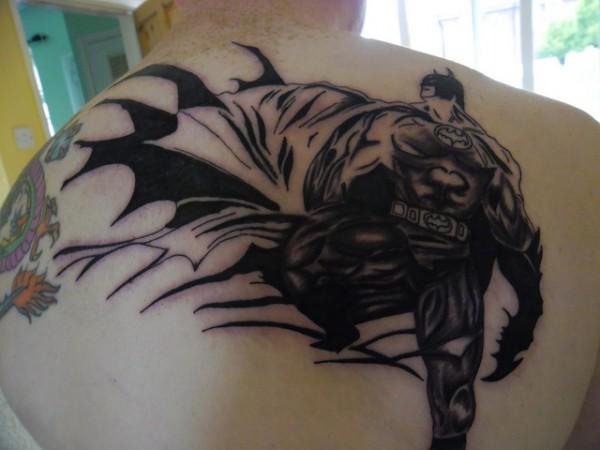Batman Tattoos (5)