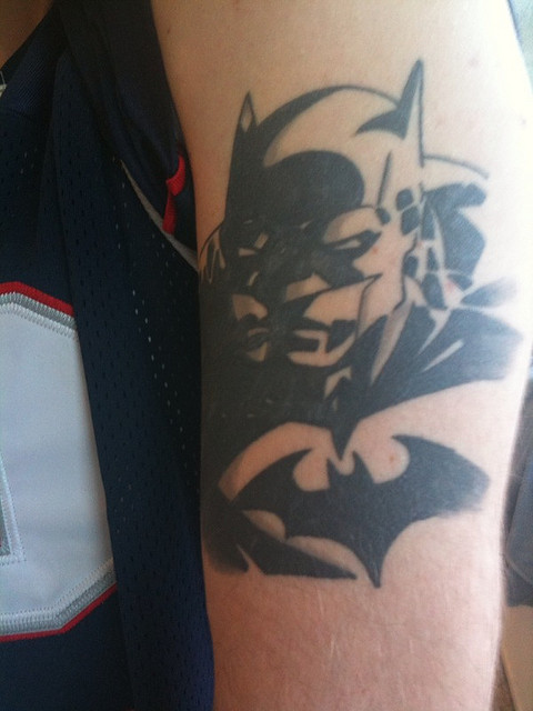 Batman Tattoos (3)