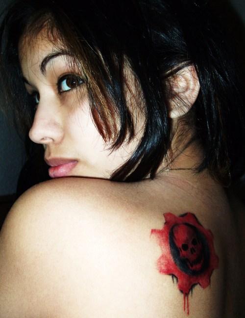 Gears Of War Tattoos (51)