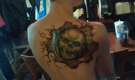 Gears Of War Tattoos (50)