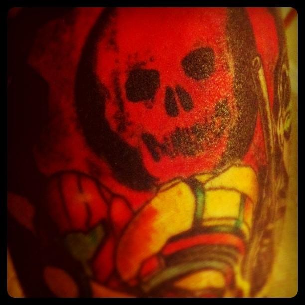 Gears Of War Tattoos (49)