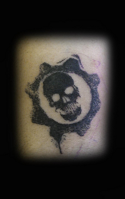 Gears Of War Tattoos (47)
