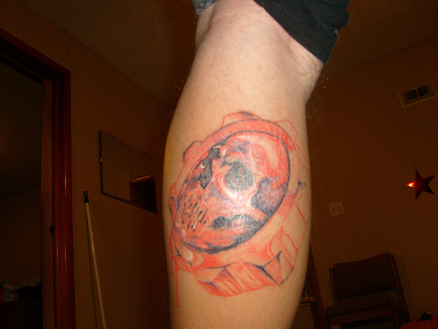 Gears Of War Tattoos (46)