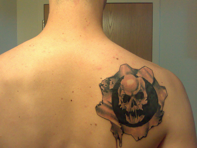 Gears Of War Tattoos (44)