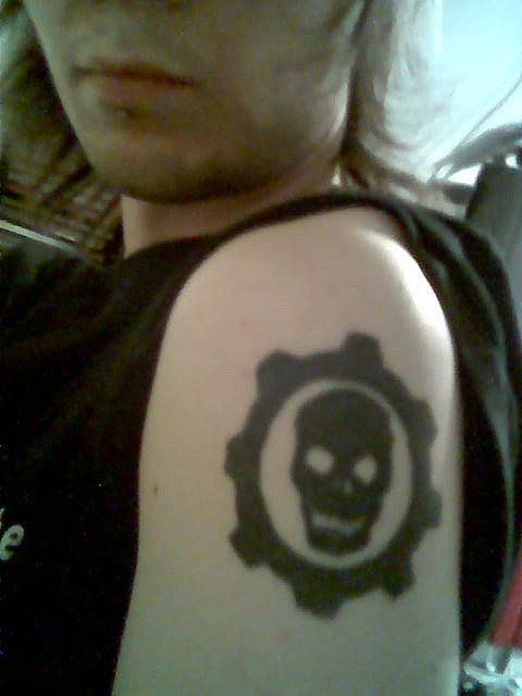 Gears Of War Tattoos (43)