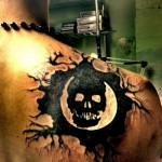 50 tatuagens do game Gears Of War