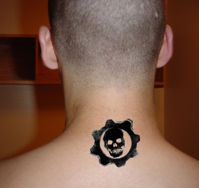 Gears Of War Tattoos (40)