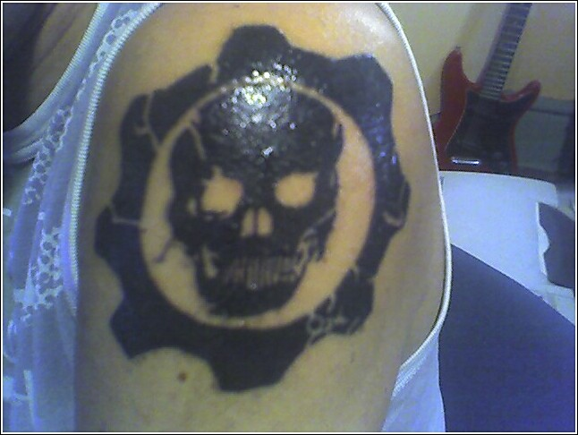 Gears Of War Tattoos (36)