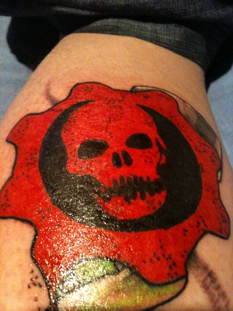 Gears Of War Tattoos (31)