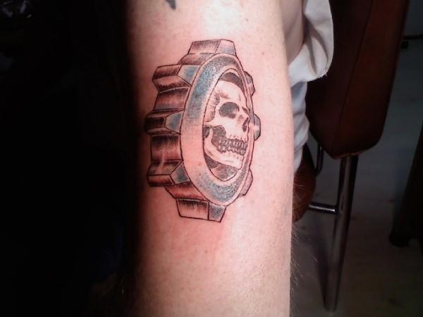 Gears Of War Tattoos (28)