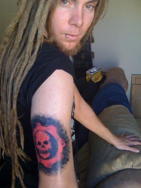 Gears Of War Tattoos (27)