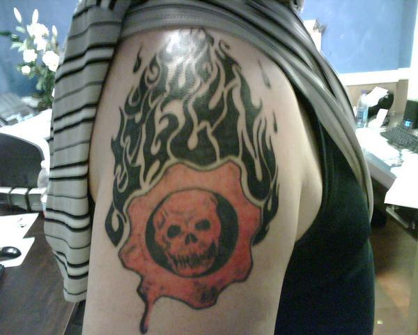Gears Of War Tattoos (24)