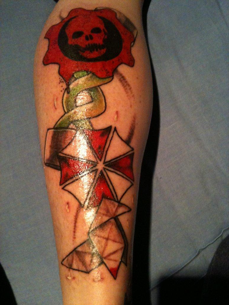 Gears Of War Tattoos (20)