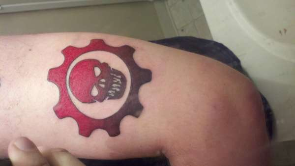 Gears Of War Tattoos (17)